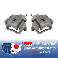 Rear Brake Calipers Pair For 2008 2009 2010 2011 2012 Toyota Tundra Sequoia