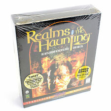 Realms of the haunting limited edition pour pc en Gremlin interactive, scellé