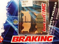 POUR MBK SKYLINER ABS 250 2003 03 PLAQUETTES DE FREIN AVANT Sintérisés BRAKING