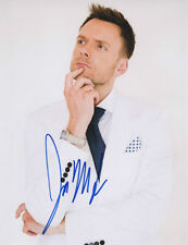 GFA Community Jeff Winger * JOEL McHALE * Signed 8x10 Photo J1 PROOF COA