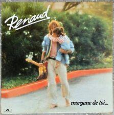 33t Renaud - Morgane de toi - LP