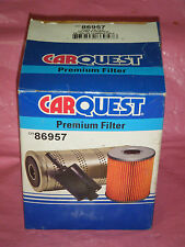 NOS CARQUEST CFI 86957 Inline Fuel Filter same as WIX 33957 NAPA 3957