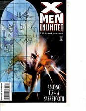 Lot Of 5 X Men Unlimited Marvel Comic Books #3 7 8 9 10 Thor Iron Man DC5