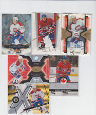 Michael Ryder 6 Card Lot With The Montreal Canadians