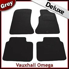 Vauxhall Omega B 1994-2003 Tailored LUXURY 1300g Car Carpet Floor Mats GREY