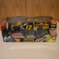 HOT WHEELS NASCAR #17 MATT KENSETH - DEWALT - 1:24 DIECAST MODEL Limited Edition