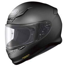 Shoei Motorradhelm NXR matt schwarz mattschwarz Größe S