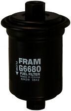 Fuel Filter-VIN: 8 Fram G6680