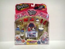 Shopkins, 8 exclusive Shopkins with Dazzling Dresser, Best Dressed Collection
