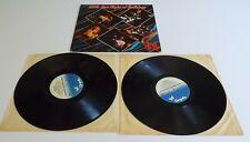 MSG Michael Schenker Group One Night At Budokan Vinyl LP A1 B1 C1 D2 Press - EX