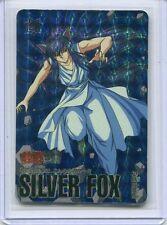 YU YU HAKUSHO CARDDASS JAPANESE card carte Prism Kurama Silver Fox No.258