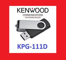 Kenwood KPG-111D v. 4.95 Dealer software