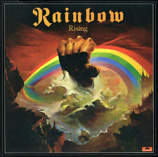 RAINBOW - Rising LP - Ronnie James Dio VINYL ALBUM - 180 Gram Record + DL