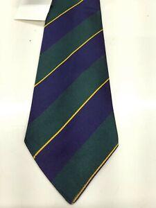 Polo Ralph Lauren  Vintage Inspired Silk Tie  Italy