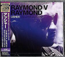 USHER-RAYMOND V RAYMOND DELUXE EDITION-JAPAN 2CDs BONUS TRACK F30