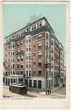 Alabama, Mobile, The Cawthon, Tram, Old Postcard