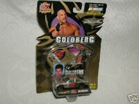 Racing Champions - 1999 Jerry Nadeau WCW - GOLDBERG Taurus - 1/64