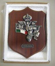Crest 30° Anniversario Fondazione G.I.S. - GRUPPO INTERVENTO SPECIALE