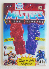 He-Man Ice Cream FRIDGE MAGNET (2 x 3 inches) sign masters of the universe