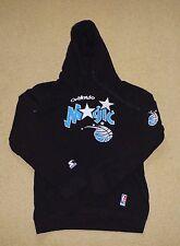 Medium Boys ORLANDO MAGIC NBA Hooded Top Boys Hoodie Black Starter 10 - 12 yrs