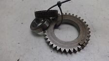 1981 Suzuki GS650 GS 650 SM307B. Engine clutch basket gear