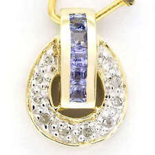 """Less than 13"""" Handmade Yellow Gold Fine Necklaces & Pendants"""