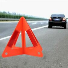 Roadside Warning Sign Reflective Triangle folding Safety Car Alarms Emergency JO