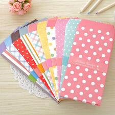 New Arrival 5Pcs/1Pack Colorful Envelope Craft Envelopes for Letter Invitations
