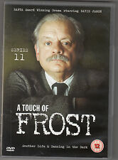 A TOUCH OF FROST - series 11 DVD