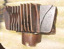 Harley Davidson Aermacchi 350 Iron Cylinder Barrel, Damaged