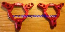 Titax Gabelversteller Rot 19 mm Honda CB1000R 2008-2018 front fork adjuster red