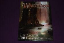 WASTELAND Les Terres Gâchées JDR Jeu de Rôle - Les Chants du Labyrinthe