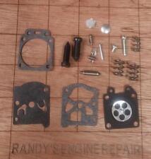 repair kit carburetor POULAN chainsaw models equipped with Walbro carburetor