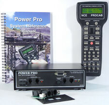 NCE 1 DCC PowerHouse Pro 5 Amp system set BRAND NEW PH-PRO MODELRRSUPPLY-com