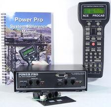 NCE 1 DCC PowerHouse Pro 5 Amp system set BRAND NEW PH-PRO MODELRRSUPPLY-com