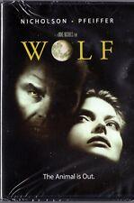 Wolf (DVD)  Jack Nicholson, Michelle Pfeiffer, James Spader     BRAND NEW