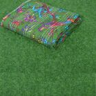 Cotton+Kantha+Indian+Quilts+Throw+Bedspread+Bedding+Blanket+Floral+Print+90x60%22