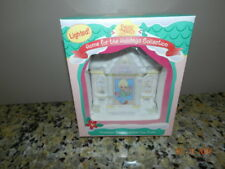 Precious Moments Lighted Toy Store