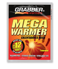 Grabber Mega Warmers Up to 12 Hours (MWESCS) Pack of 7