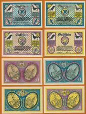 Königsberg  i.Pr. 4x 50 Pfennig Kaliningrad Калининград  Original  Notgeld  (16
