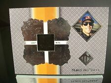 Travis Pastrana Press Pass Total Memorabilia 2013 Card #TM-TP Race-Used Sheet ME