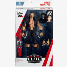 WWE Mattel Drew McIntyre Elite Series #71 Figure IN STOCK!