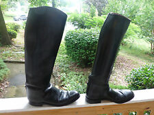 Jeter's Saddlery Tack Horse Fox Eventing Equestrian Riding Boots 10 1/2  11 11.5