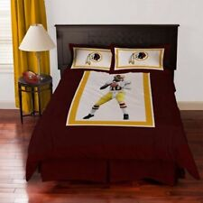 NFL Biggshots Washington Redskins Robert Griffin III Bedding Comforter SET TWIN