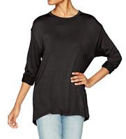 Michelle By Comune Women's Thawville Top - Black - Large