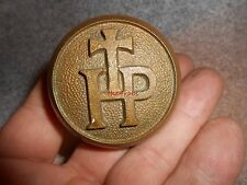 Antique HP Catholic Church Solid Brass Door Knob Hyde Park Church Chicago