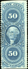 i770 U.S. Revenue Scott R56b 50c Foreign Exchange part perforate, SCV = $125