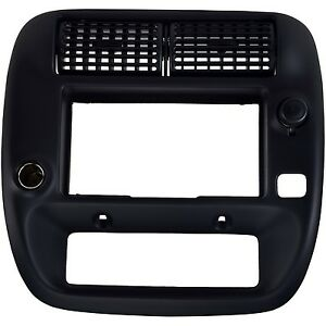 OEM NEW 1997-2006 Ford Ranger Center Dash Hvac Louver Radio Trim Bezel Panel 4x4