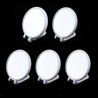 Magnifying Makeup Mirror Beauty Double Side Cosmetic Mirror Foldable Handle