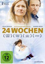 24 WOCHEN - MÄDEL,BJARNE/JENTSCH,JULIA/BERRACHED,ANNE ZOHRA - DVD NEU
